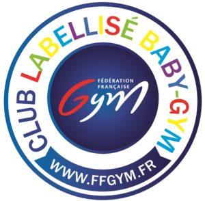 Logo Club labellisé Baby-Gym