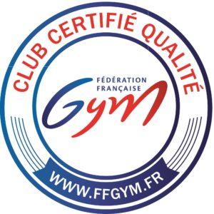 Logo label Clubs certifiés Qualité